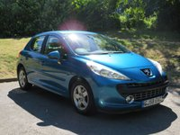 USED 2008 58 PEUGEOT 207 1.4 SPORT 5d 94 BHP 6 Service Stamps!! FINANCE OPTIONS AVAILABLE!!