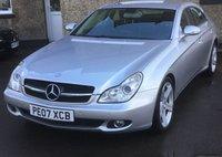 2007 MERCEDES-BENZ CLS CLASS 3.0 CLS320 CDI 4d AUTO 222 BHP £5495.00