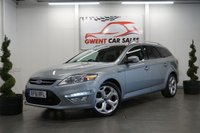 USED 2012 61 FORD MONDEO 2.0 TITANIUM X TDCI 5d 161 BHP HIGH SPEC, LOW MILES, LONG MOT