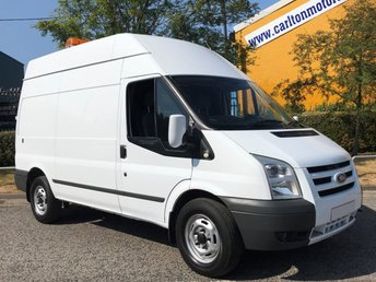 2011 FORD TRANSIT 350 MWB HIGH ROOF [ Mobile Workshop+Compressor ] Van LOW MILEAGE £10950.00