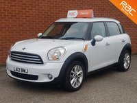 2012 MINI COUNTRYMAN 1.6 COOPER D 5d  £SOLD