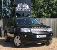 2012 LAND ROVER FREELANDER 2 2.2 SD4 XS 5dr AUTO £13799.00