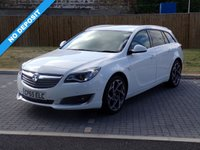 USED 2015 65 VAUXHALL INSIGNIA 1.6 SRI VX-LINE CDTI S/S 5d 134 BHP ABSOLUTELY STUNNING LOOKING CAR !!!
