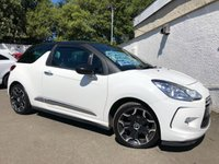 2012 CITROEN DS3 1.6 E-HDI DSTYLE PLUS 3d 90 BHP £6995.00