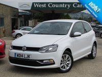 USED 2014 14 VOLKSWAGEN POLO 1.2 SE TSI 3d 89 BHP High Quality Small Hatchback