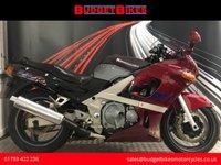 USED 1996 N KAWASAKI ZZR600 599cc ZX600-E4