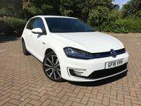 2016 VOLKSWAGEN GOLF 1.4 GTE 5d AUTO 201 BHP £18995.00