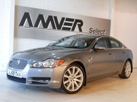 USED 2009 59 JAGUAR XF 3.0 V6 PREMIUM LUXURY 4d AUTO 240 BHP