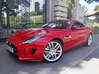 2014 JAGUAR F-TYPE 5.0 R Supercharged 2d AUTO 550 BHP £49995.00