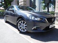 2014 MAZDA 6 2.0 SE-L NAV 4d AUTO 143 BHP £10695.00