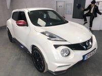 2015 NISSAN JUKE 1.6 NISMO RS DIG-T 5d AUTO 214 BHP £13995.00