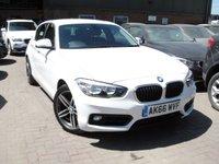 2016 BMW 1 SERIES 1.5 118I SPORT 5d 134 BHP £10980.00