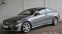2015 MERCEDES-BENZ C CLASS C250CDi AMG SPORT EDITION COUPE AUTO 202 BHP £SOLD