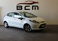 2012 FORD FIESTA 1.2 EDGE 5d 81 BHP £5285.00