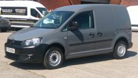2011 VOLKSWAGEN CADDY 1.6 C20 TDI 1d AUTO 101 BHP  1 OWNER F/S/H 10 SERVICE STAMPS FREE 12 MONTHS WARRANTY COVER  £4290.00