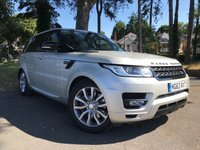 USED 2014 14 LAND ROVER RANGE ROVER SPORT 3.0 SDV6 HSE 5d AUTO 288 BHP PAN ROOF GREAT SPEC!!!! PAN ROOF!!!FULL L/R HIST!!!