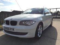 2009 BMW 1 SERIES 2.0 116I SPORT 3d 121 BHP £5490.00