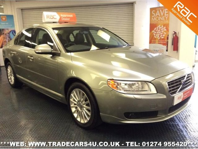 2008 57 VOLVO S80  2.4 D5 GEARTRONIC AUTO DIESEL SE
