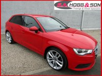 USED 2015 15 AUDI A3 1.6 TDI SE 5dr 110 BHP *EXCELLENT EXAMPLE*