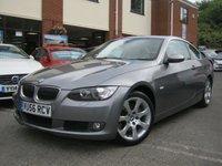 USED 2006 56 BMW 3 SERIES 2.5 325I SE 2d AUTO 215 BHP