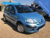 USED 2007 57 CITROEN C3 1.1 AIRPLAY PLUS 5d 60 BHP 1 lady owner, FSH, 17,000 MILES ONLY, PETROL