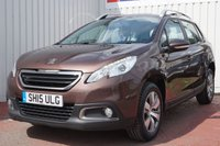 USED 2015 15 PEUGEOT 2008 1.4 HDI ACTIVE 5d 68 BHP £20 PER YEAR ROAD TAX