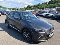 2016 MAZDA CX-3 1.5 D SPORT NAV 4WD Auto 104 BHP £15750.00