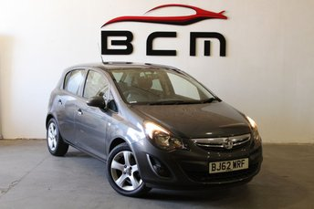 View our VAUXHALL CORSA SXI A/C