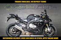 USED 2012 BMW S1000 RR 193 BHP GOOD & BAD CREDIT ACCEPTED, OVER 500 BIKES IN STOCK