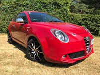 USED 2014 14 ALFA ROMEO MITO 0.9 TWINAIR SPORTIVA 3d 105 BHP ONLY 10,000 MILES!!  £0 ROAD TAX!! HIGH SPEC!! 1 OWNER FROM NEW, GRAB A BARGAIN!!!