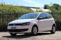 2011 VOLKSWAGEN POLO 1.4 SE 3d 85 BHP £5950.00