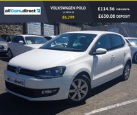 USED 2012 62 VOLKSWAGEN POLO 1.2 MATCH 5d