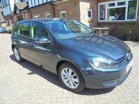 2011 VOLKSWAGEN GOLF 2.0 SE TDI DSG 5d AUTO 138 BHP Sat Nav £6995.00