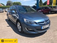 USED 2012 62 VAUXHALL ASTRA 1.6 SRI 5d 113 BHP NEED FINANCE? WE CAN HELP!