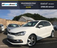 USED 2014 64 VOLKSWAGEN POLO 1.4 SEL TDI BLUEMOTION 5d