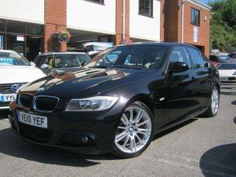 2010 BMW 3 SERIES 2.0 320D M SPORT BUSINESS EDITION 4d 181 BHP £6995.00