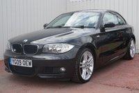 2009 BMW 1 SERIES 2.0 123D M SPORT 2d 202 BHP £7495.00