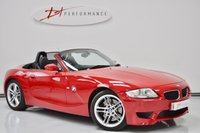 2006 BMW Z4 M 3.2 Z4 M ROADSTER 2d 338 BHP BMW WARRANTY APRIL 2019 £14950.00