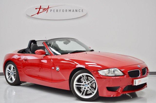 2006 06 BMW Z4 M 3.2 Z4 M ROADSTER 2d 338 BHP BMW WARRANTY APRIL 2019
