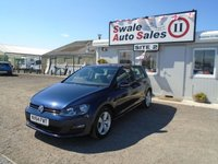 2014 VOLKSWAGEN GOLF 1.6 MATCH TDI BLUEMOTION TECHNOLOGY 103 BHP £10595.00