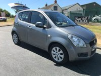 2009 SUZUKI SPLASH 1.3 ddis 5 door diesel £30 tax 1 owner fsh 60000 miles  £3295.00