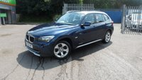 USED 2009 59 BMW X1 2.0 SDRIVE20D SE 5d 174 BHP COMING SOON