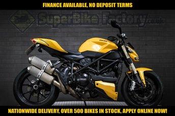 2012 DUCATI 848  £5991.00