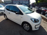 2012 VOLKSWAGEN UP 1.0 TAKE UP 3d 59 BHP £3695.00