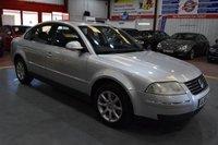 2005 VOLKSWAGEN PASSAT 1.9 HIGHLINE TDI 4d AUTO 129 BHP £1795.00
