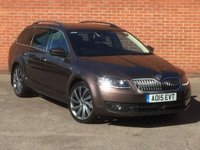 2015 SKODA OCTAVIA 2.0 LAURIN AND KLEMENT TDI CR 5d 148 BHP £14995.00