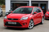 USED 2008 08 FORD FOCUS 2.5 ST-2 5d 223 BHP Petrol FSH ** FLEXIBLE FINANCE PACKAGES AVAILABLE ** PX WELCOMED **