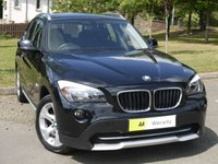 USED 2012 12 BMW X1 2.0 XDRIVE18D SE 5d 141 BHP DESIRABLE X DRIVE*** £0 DEPOSIT FINANCE