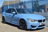2016 BMW M3 3.0 M3 4d AUTO 426 BHP £37995.00