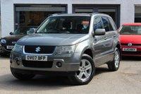 2007 SUZUKI GRAND VITARA 2.0 16V 5d 139 BHP PETROL 4x4 £4490.00